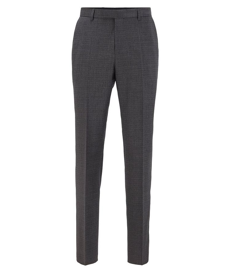 Lenon2 Stretch-Wool Pants image 0