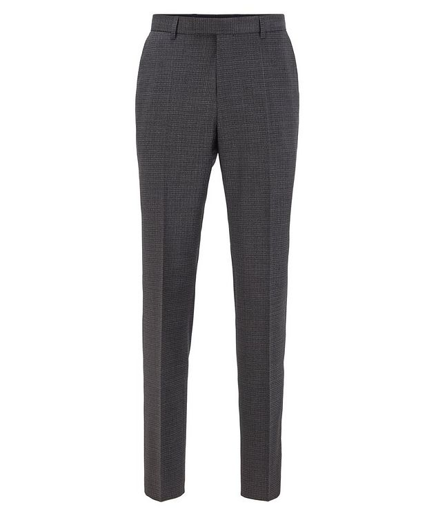Lenon2 Stretch-Wool Pants picture 1
