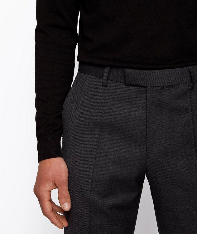 Lenon2 Stretch-Wool Pants picture 4