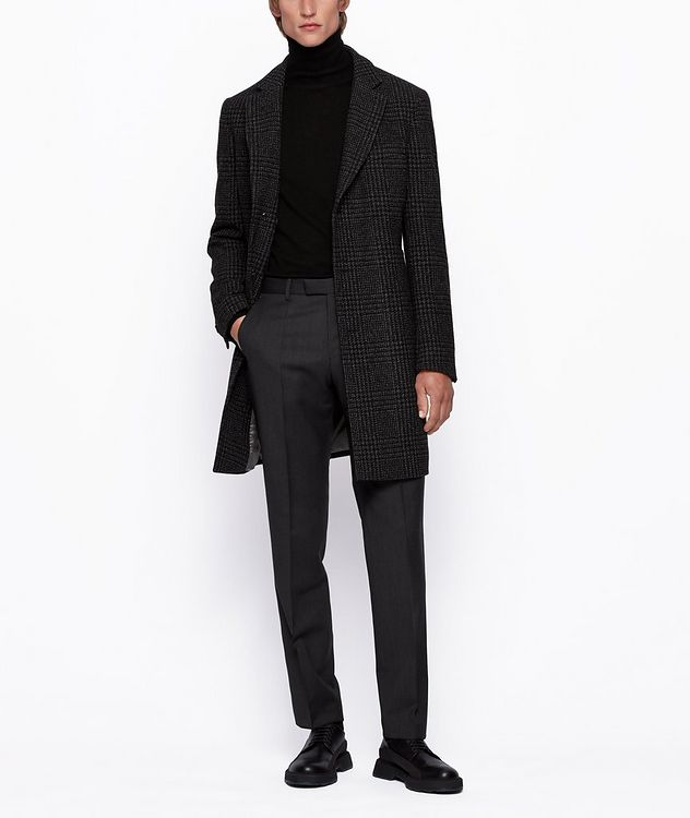 Lenon2 Stretch-Wool Pants picture 5