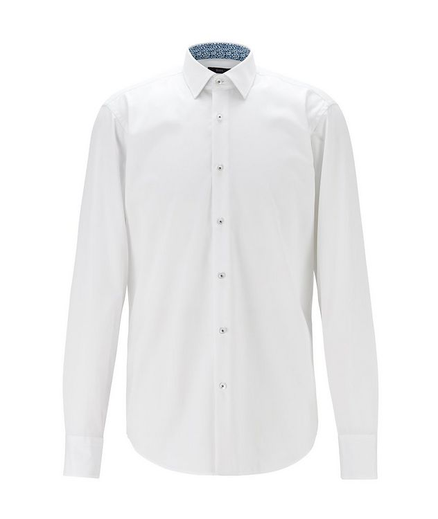 Contemporary-Fit Easy-Iron Dress Shirt picture 1