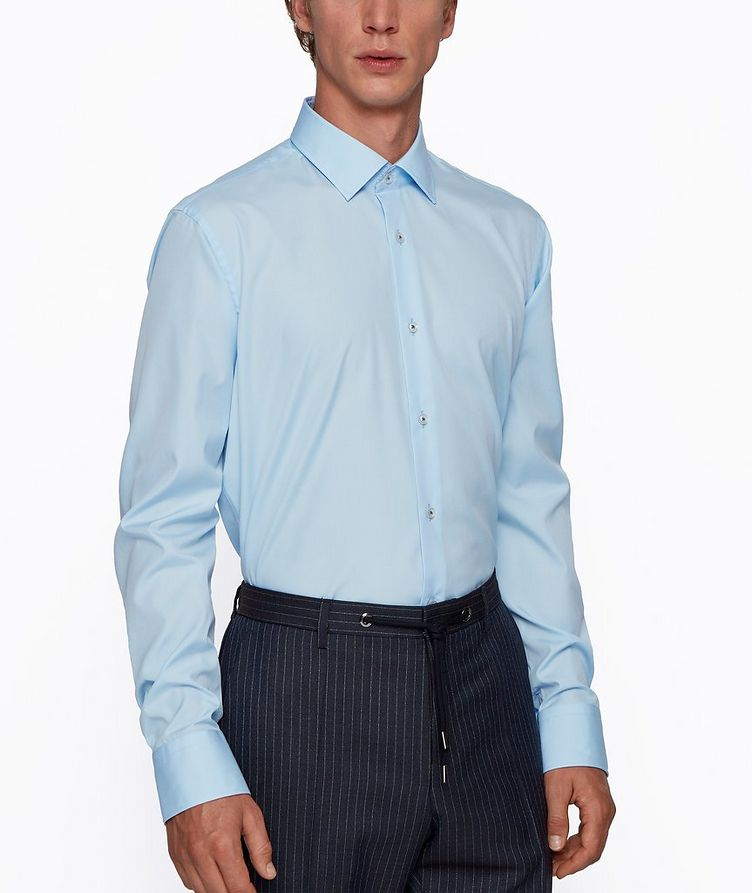 Contemporary-Fit Easy-Iron Dress Shirt image 1