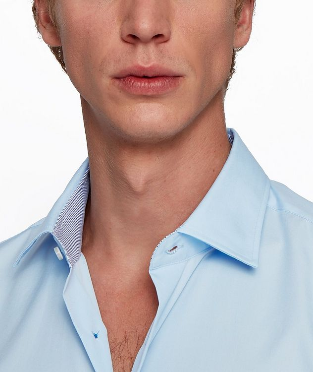 Contemporary-Fit Easy-Iron Dress Shirt picture 4