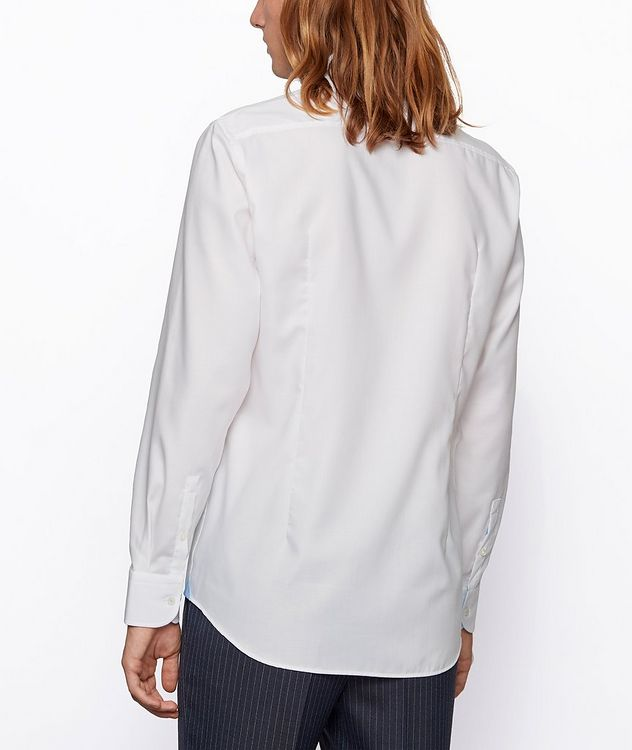 Slim-Fit Easy-Iron Dress Shirt picture 3