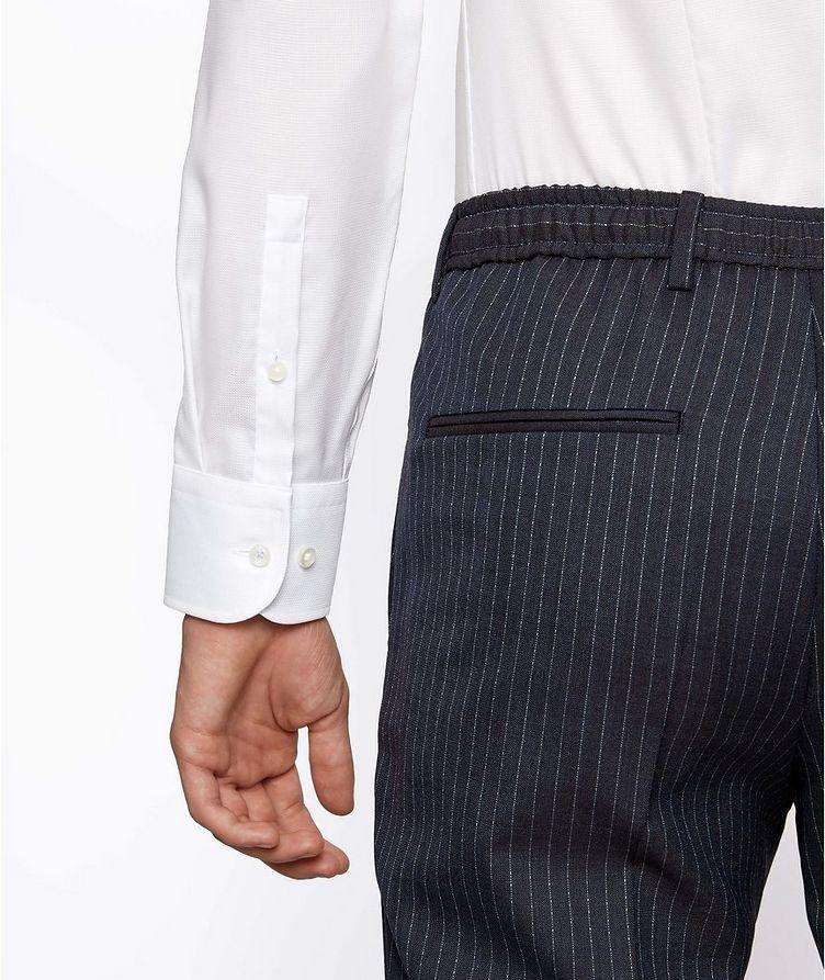 Slim-Fit Easy-Iron Dress Shirt image 4