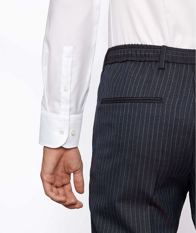 Slim-Fit Easy-Iron Dress Shirt picture 5