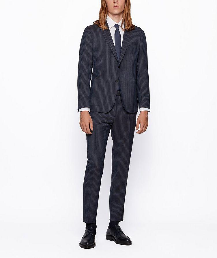 Slim-Fit Easy-Iron Dress Shirt image 5