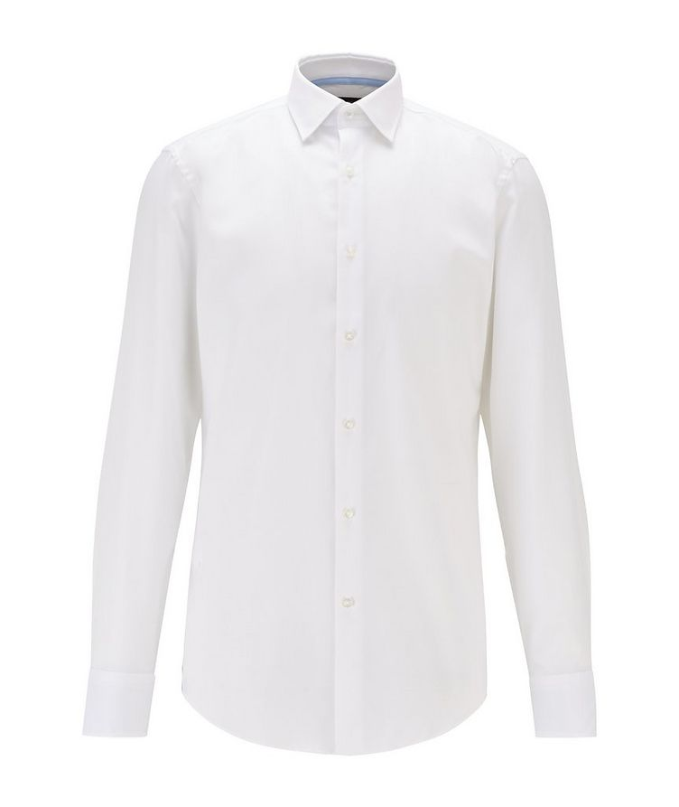 Slim-Fit Easy-Iron Dress Shirt image 0