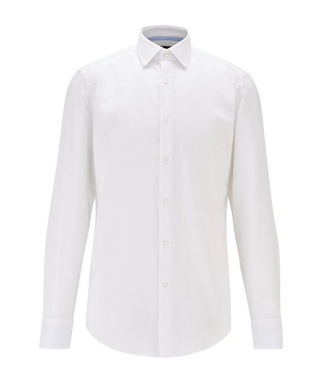 Slim-Fit Easy-Iron Dress Shirt picture 1