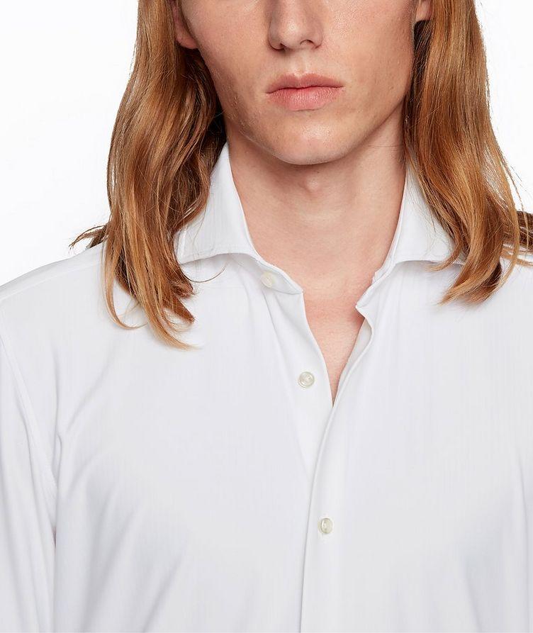 Slim-Fit Performance Dress Shirt  image 3