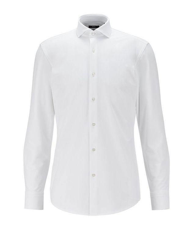Slim-Fit Performance Dress Shirt  picture 1