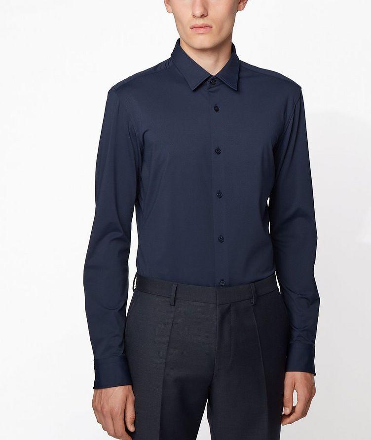 Slim-Fit Jersey Shirt image 1