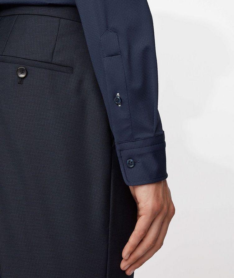 Slim-Fit Jersey Shirt image 4