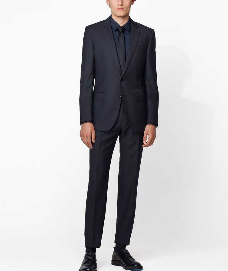 Slim-Fit Jersey Shirt image 5