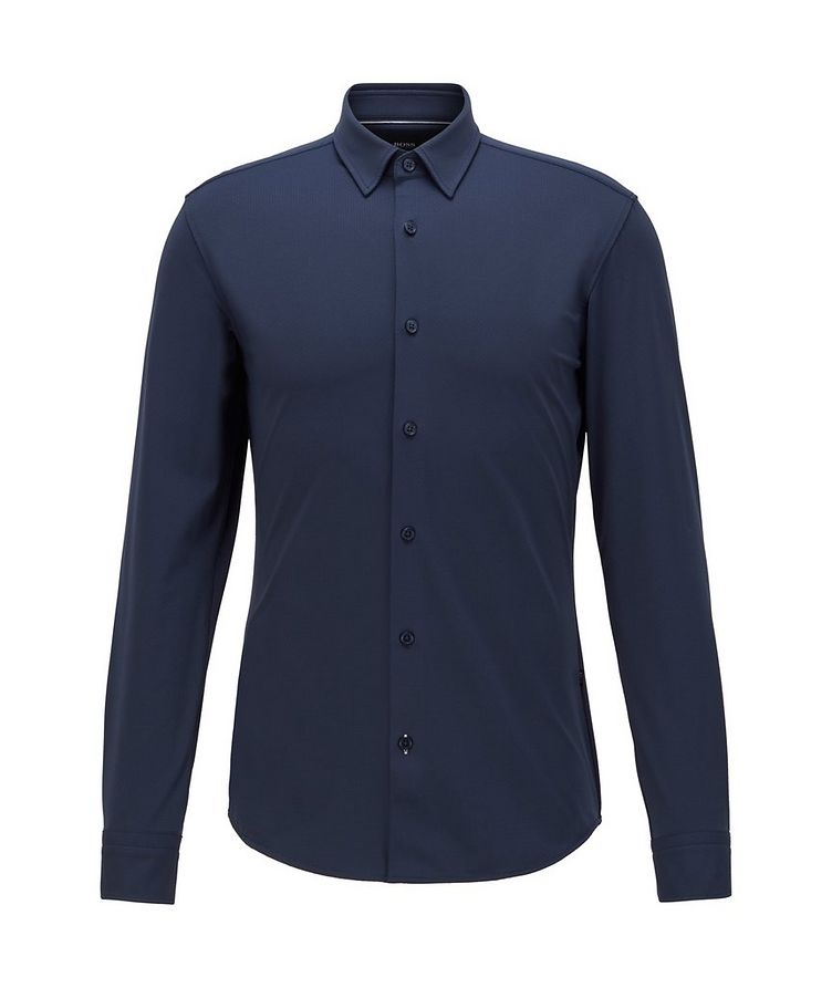 Slim-Fit Jersey Shirt image 0