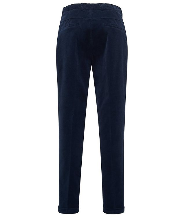 Drawstring Corduroy Pants  picture 2