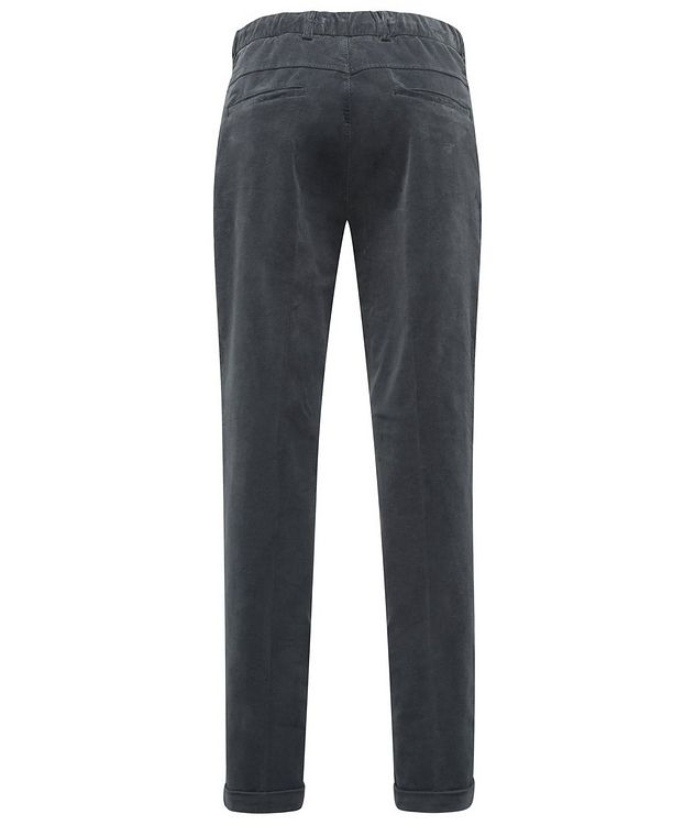 Drawstring Corduroy Pants  picture 2