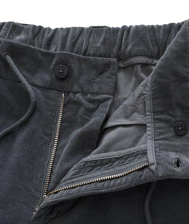 Drawstring Corduroy Pants  picture 3