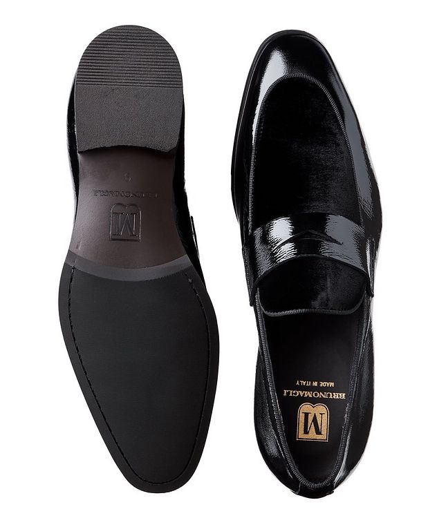 Patent Leather Loafers picture 3