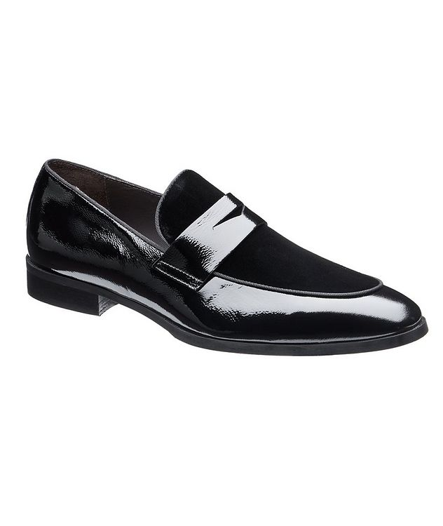 Patent Leather Loafers picture 1