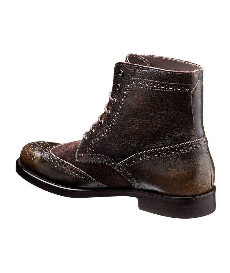 Wingtip Boots image 1