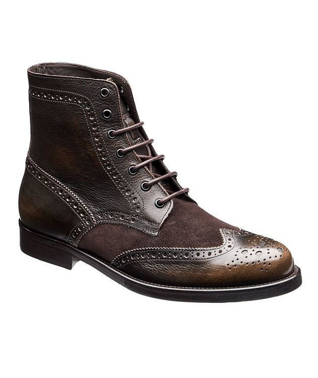 Wingtip Boots picture 1