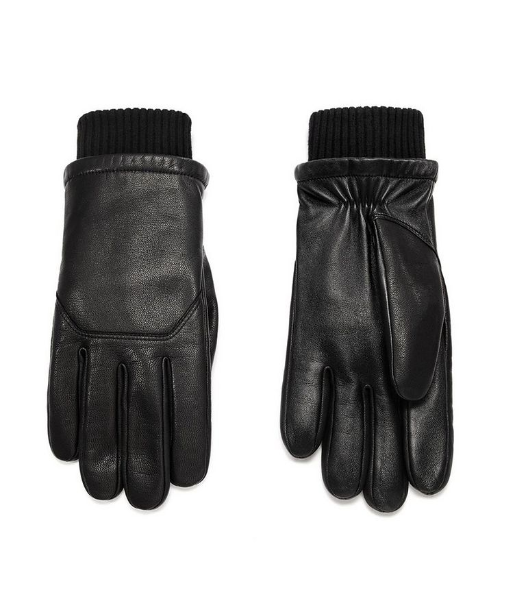 Workman Leather Gloves image 0