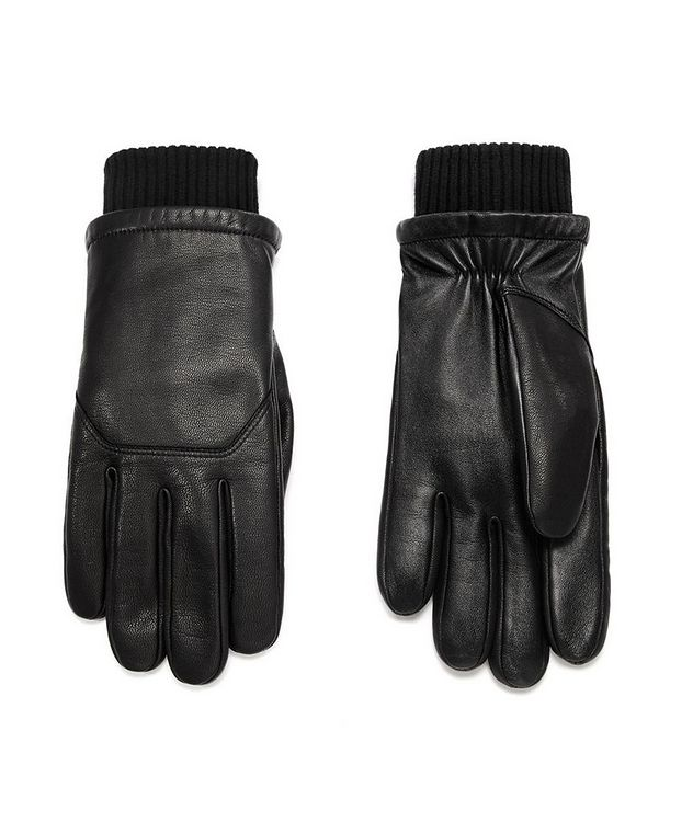 Workman Leather Gloves picture 1