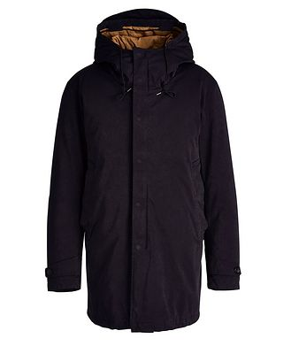 TEN C Core Water-Resistant Parka
