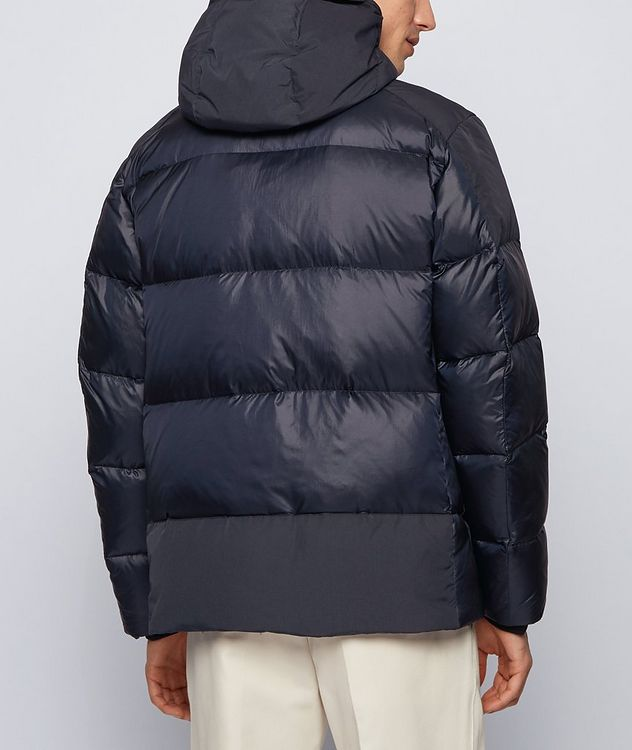Water-Repellent Down Jacket picture 3