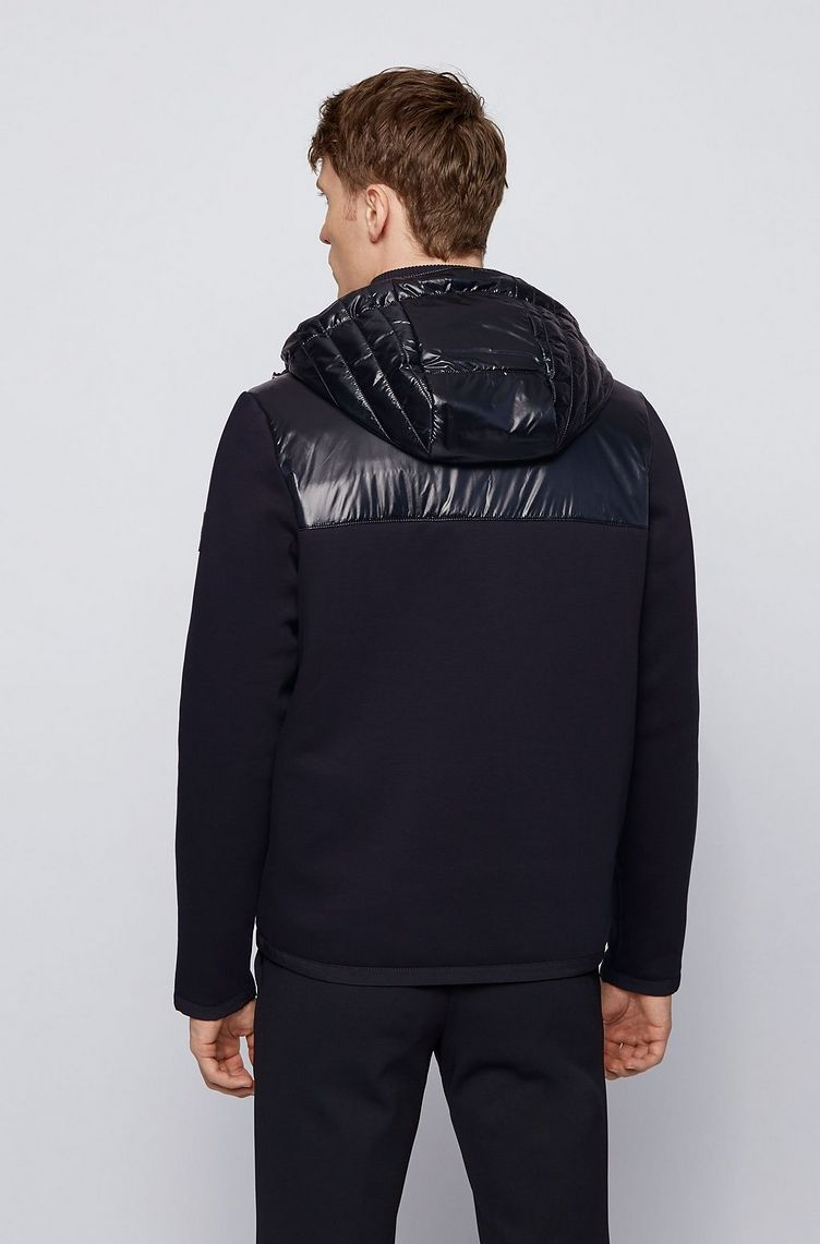 Hybrid Hooded Sweatshirt image 2