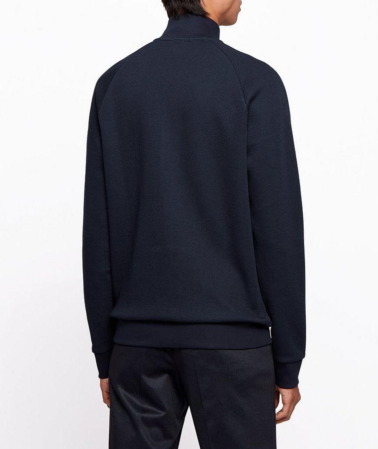 Zip-Up Sweatshirt image 3