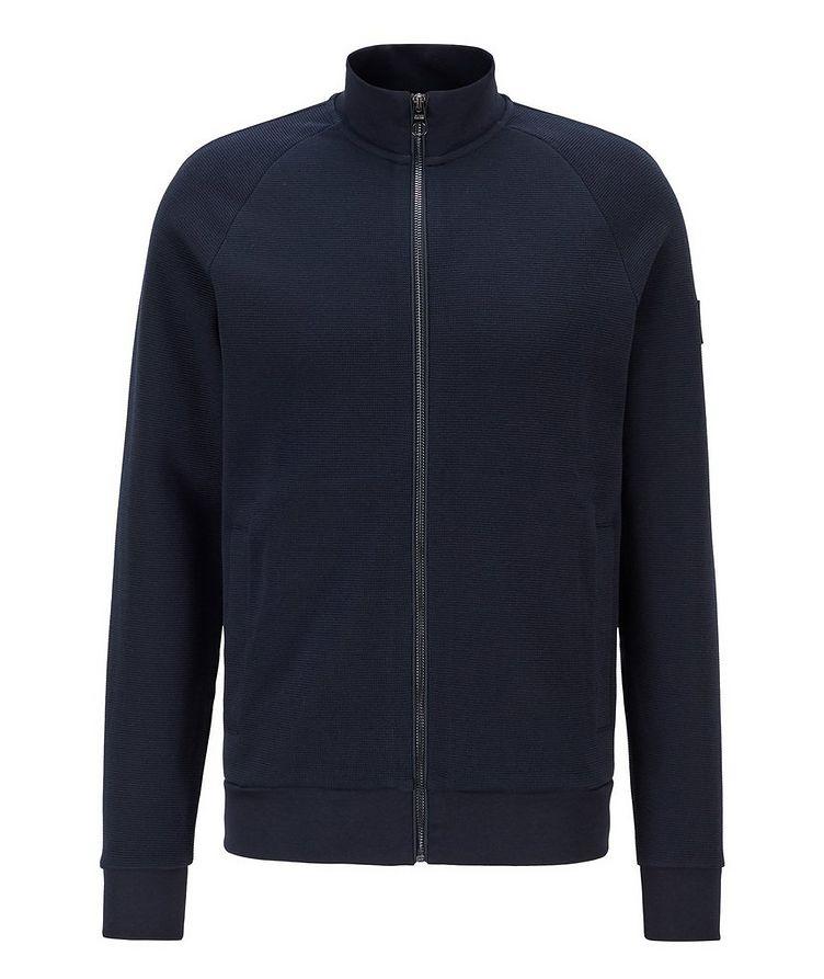 Zip-Up Sweatshirt image 0
