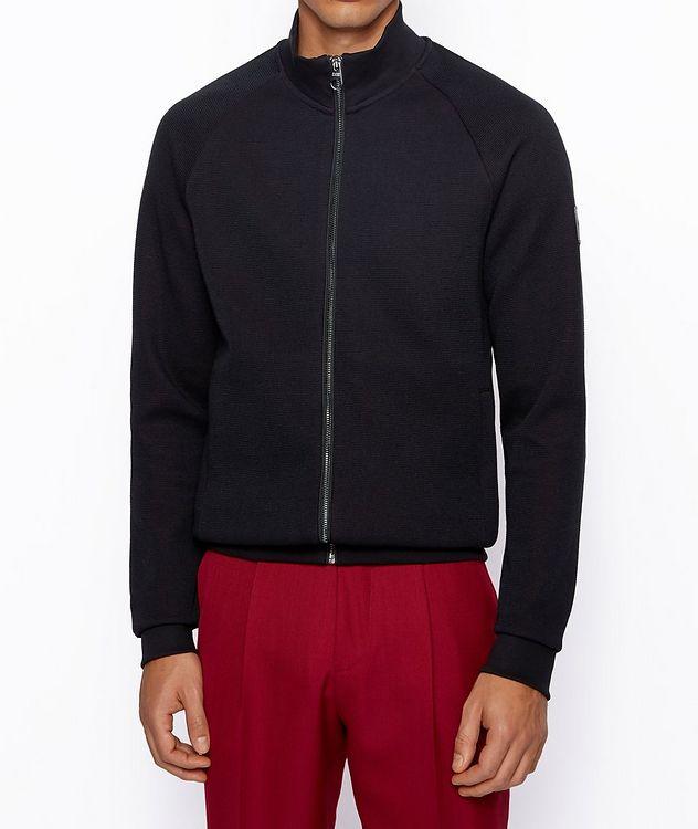 Zip-Up Sweatshirt picture 2
