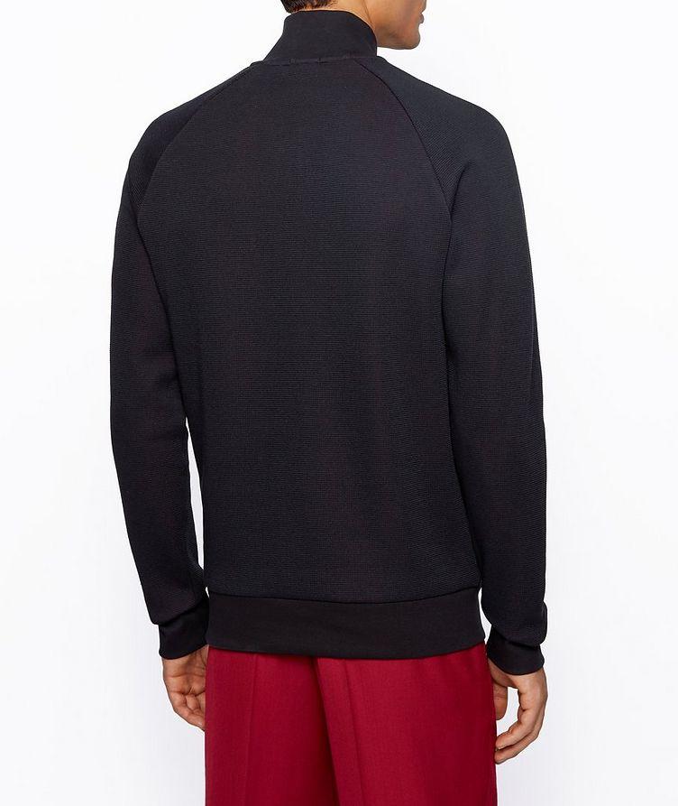 Zip-Up Sweatshirt image 2