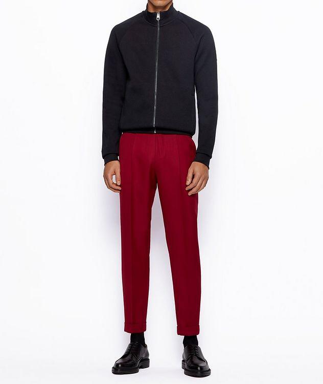 Zip-Up Sweatshirt picture 4