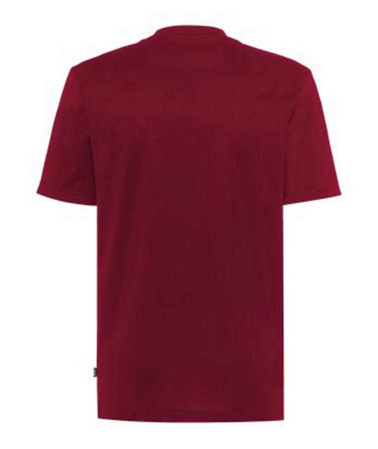 Logo Print Cotton T-Shirt image 1