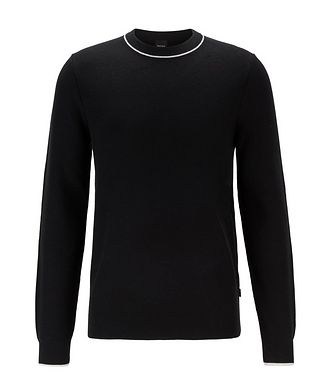 BOSS Knit Crewneck Sweater