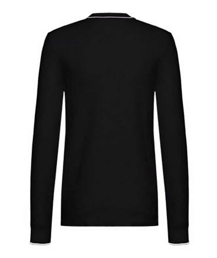 Knit Crewneck Sweater image 1