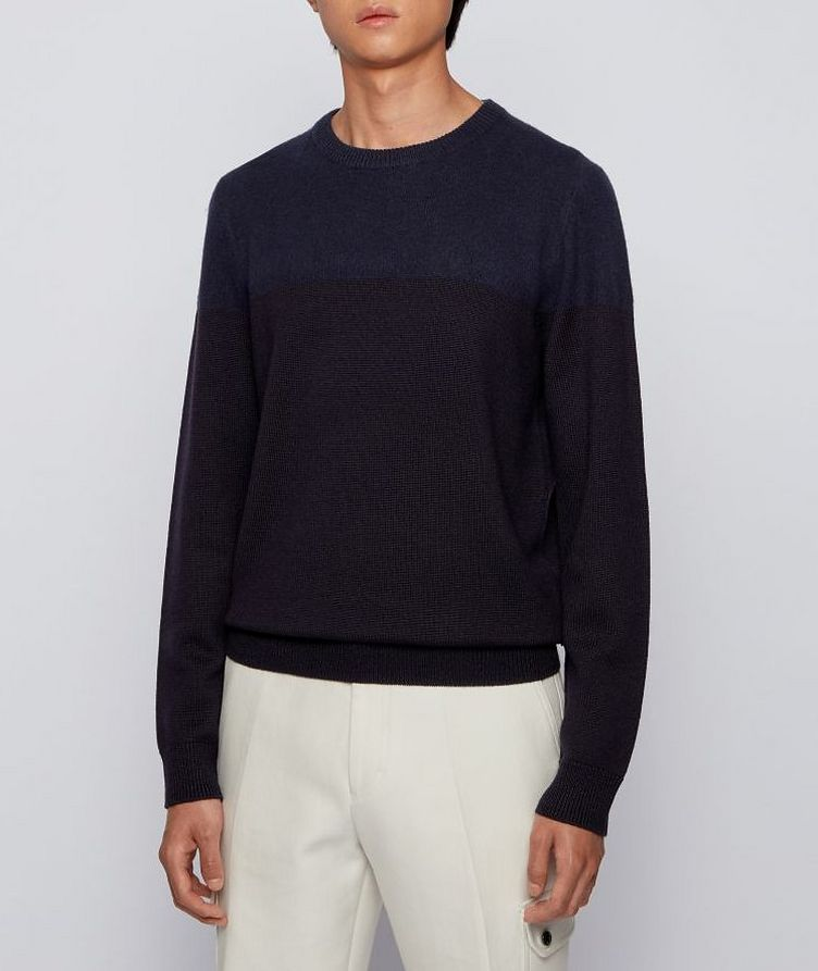 Brushed Wool Sweater image 1