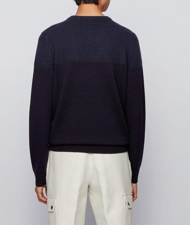 Brushed Wool Sweater image 2