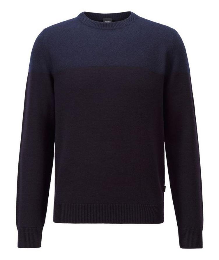 Brushed Wool Sweater image 0