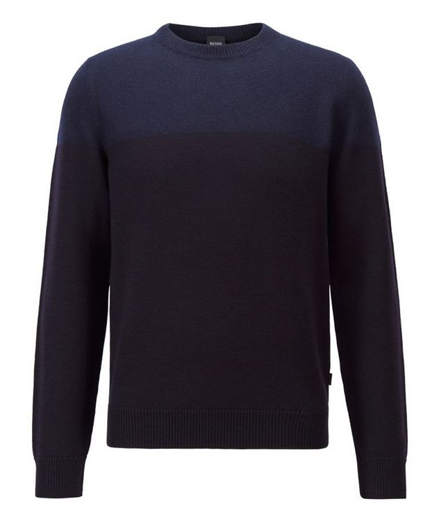 Brushed Wool Sweater picture 1
