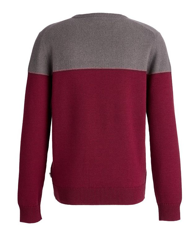 Brushed Wool Sweater picture 2