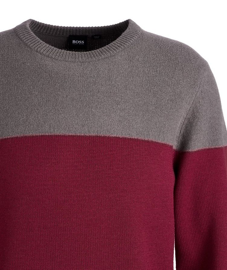 Brushed Wool Sweater image 2
