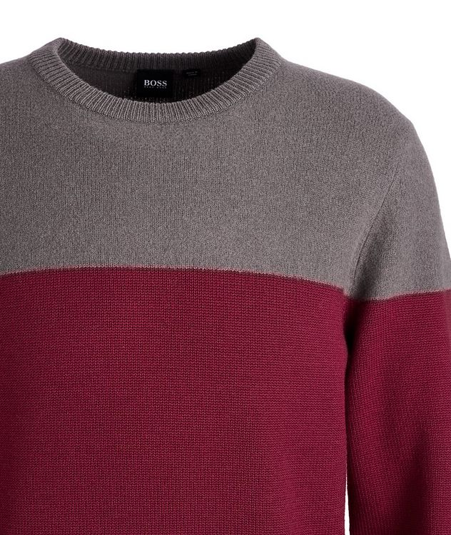 Brushed Wool Sweater picture 3