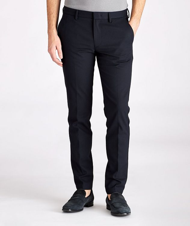 Kaito1 Slim-Fit Chinos picture 1