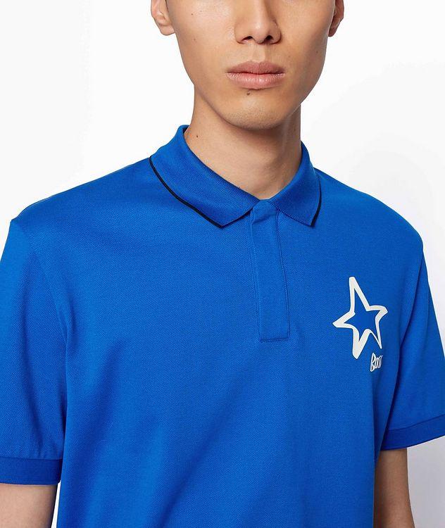 Polo avec logo picture 5