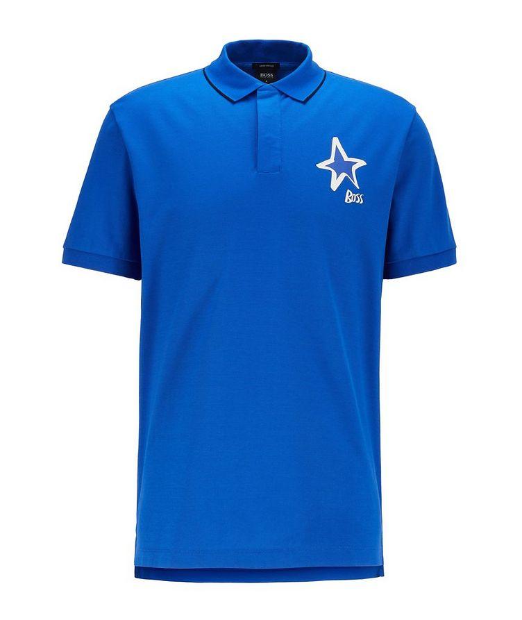 Polo avec logo image 0