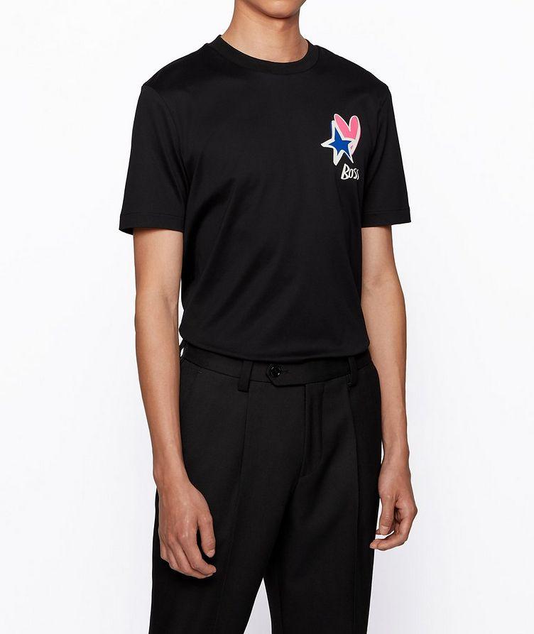 Tiburt Crewneck T-Shirt image 1